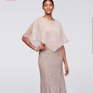 Formal dress perfect for mother of the bride